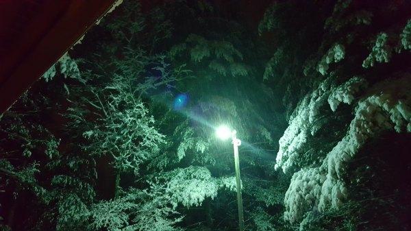 Night light...