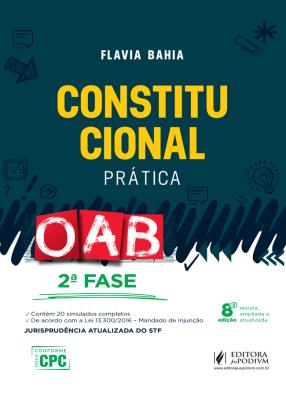 OAB 2º Fase - Constitucional - Prática