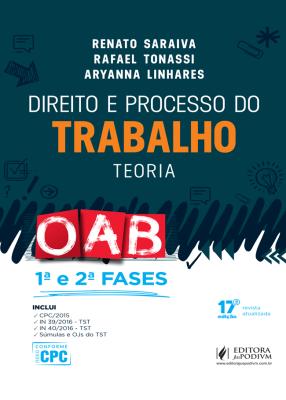 OAB 1ª e 2ª Fases - Direito e Processo do Trabalho - Teoria