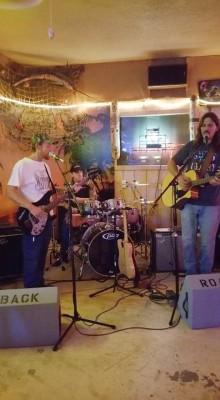Live Music at Beach Bar at Keaton Beach