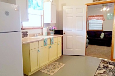 Kitchen Margaritaville Efficiency Available for Additional Charge When Renting Main Home