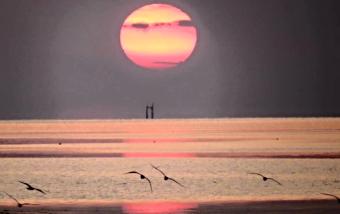 Keaton Beach sunset