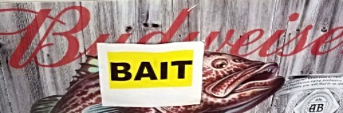 Bait at Keaton Beach Gas and Grill