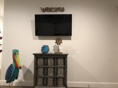 Living Room / Dish Network