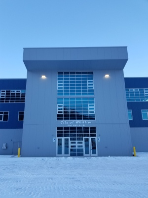 Whittier Public Safety Facility