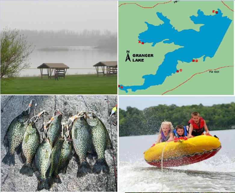 Visit Granger Lake
