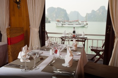 Journey to Halong Bay