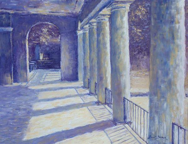 Krug Pillars