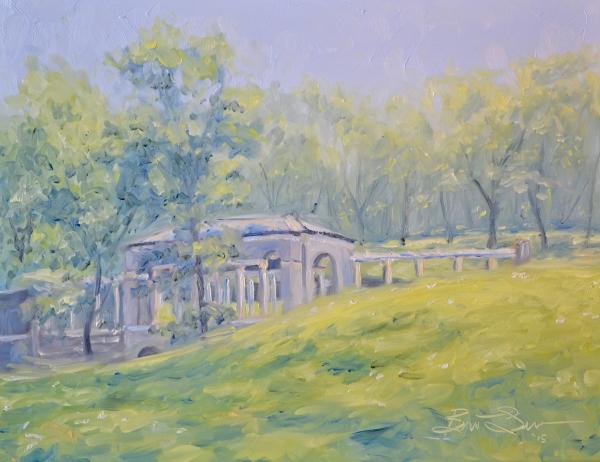Pergola and Patio, Krug Park