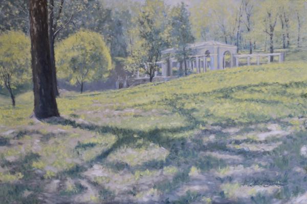 Springtime in Krug Park