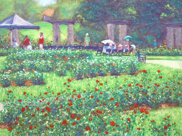 Summer Rose Day at Loose Park