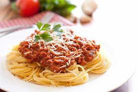 BBQ Chicken and Spaghetti