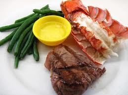 Steak (8oz) and Lobster Tail