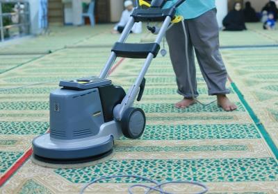Pencucian karpet