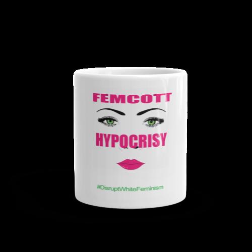 Femcott Hypocrisy, Catriceology Store, Mugs