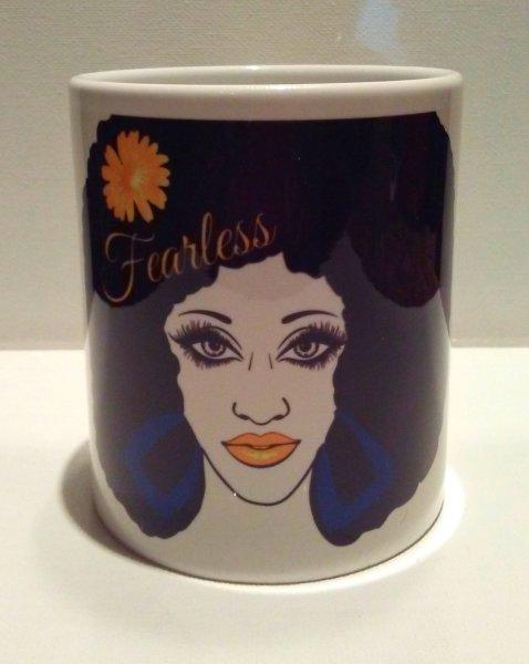 Be Fearless Mug
