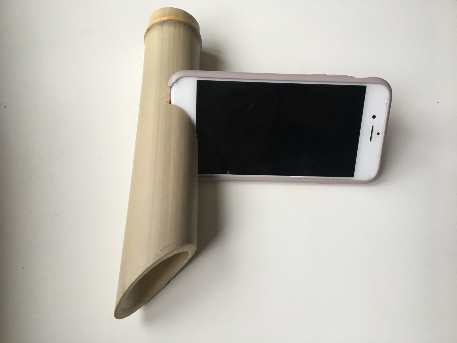 Phone amplifier and holder