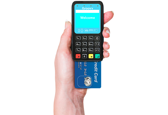 Groovv Mobile POS (Manage Inventory and Sales)