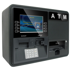 Onynx W ATM (Wall Mountable) Cost to buy is $3499.  Financing as low as $99.00 a mth