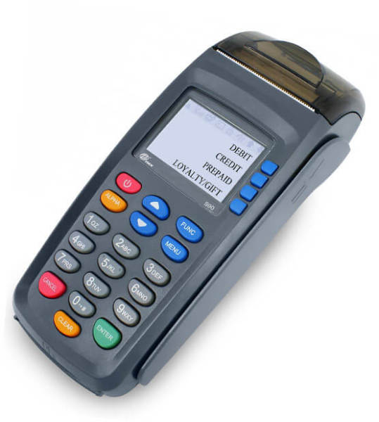 S90 Credit Card Machine
