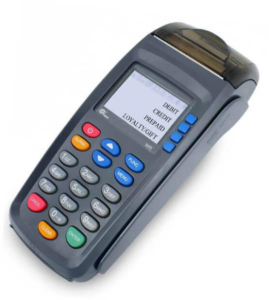 S90 Credit Card Machine