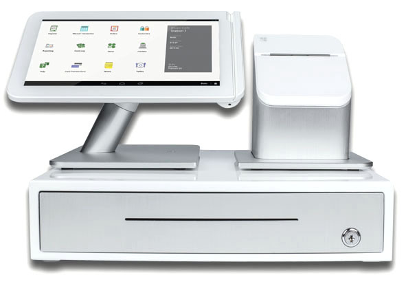 Clover Retail POS Station