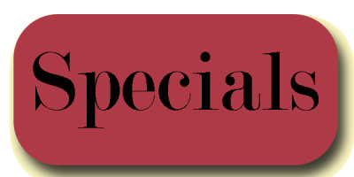 Our featured specials