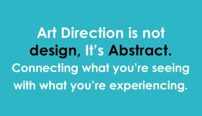 ART DIRECTION/DESIGN