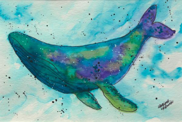 Blue Humpback