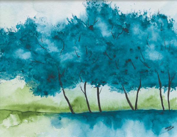 Marine Blue Dream Tree