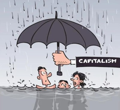 Let's restrain liberal capitalism intelligently