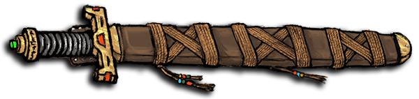 Laban's Sword