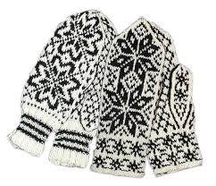 The History of the Selbu Mittens