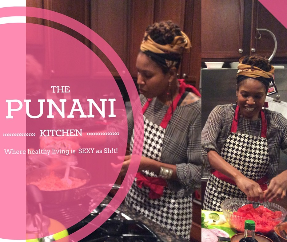 Punani Kitchen Workshop