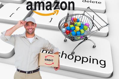 Mua hàng trên Amazon ship về Việt Nam như thế nào?