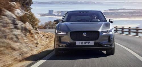 Jaguar I-Pace. La mossa del giaguaro