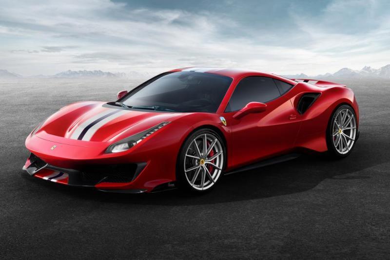 Nuova Ferrari 488 Pista. Citius. Altius. Fortius.