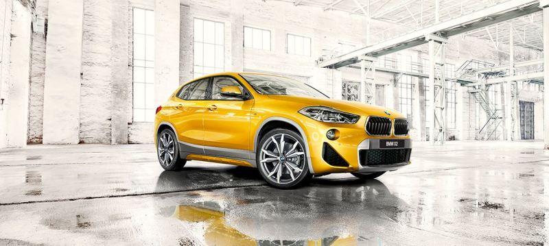 La nuova BMW X2 è davvero l'auto che rompe gli schemi?