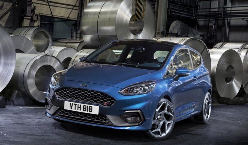La nuova Ford Fiesta ST monta un motore 3 cilindri. Sul serio.