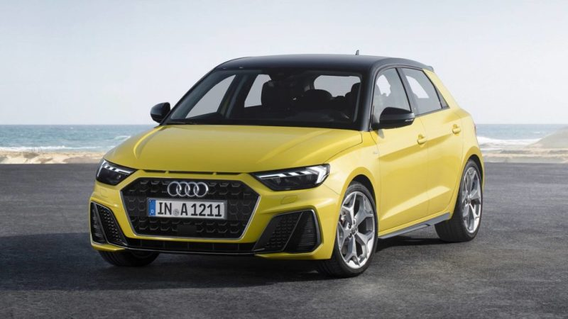 Nuova Audi A1, so chic?