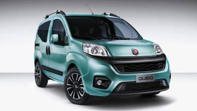 Fiat Qubo, ovvero quando il furgnocino del latte gioca a fare l'automobile!