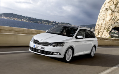 Nuova Fabia Wagon Design Edition a € 11200