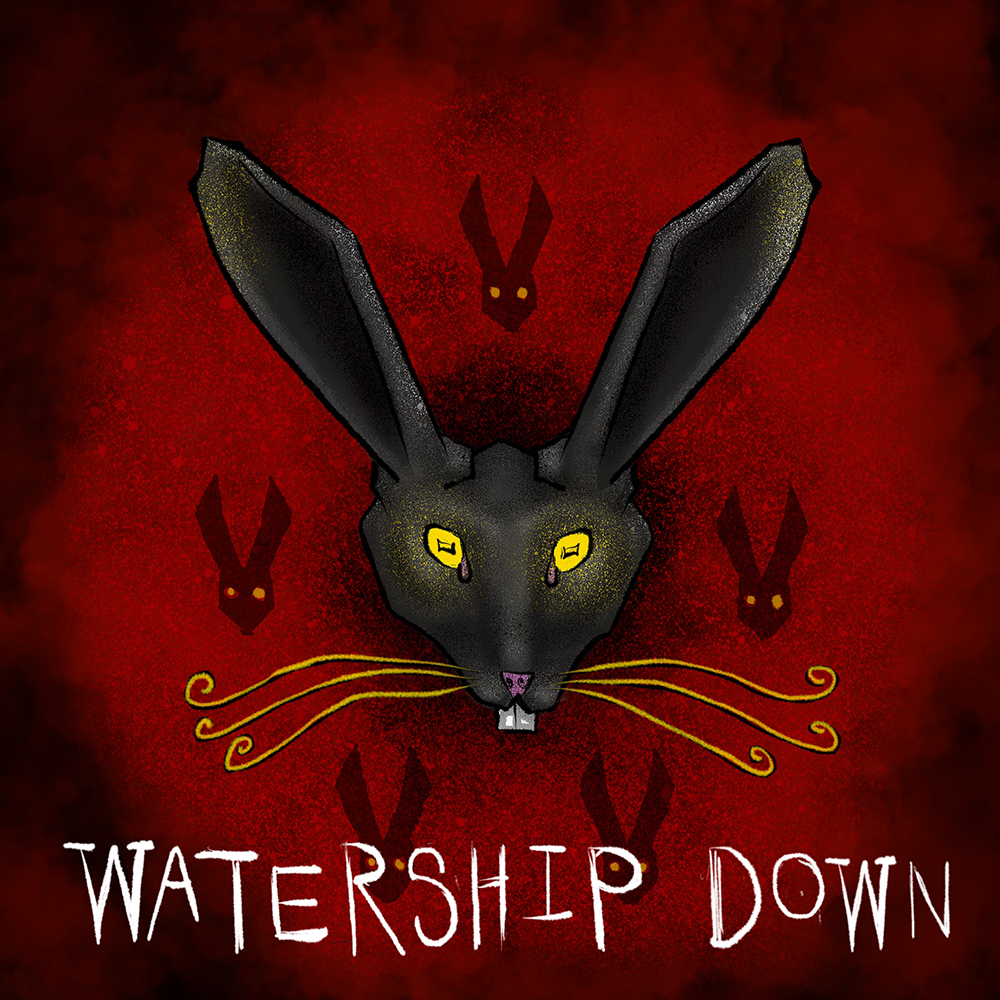 'Watership Down' Cover