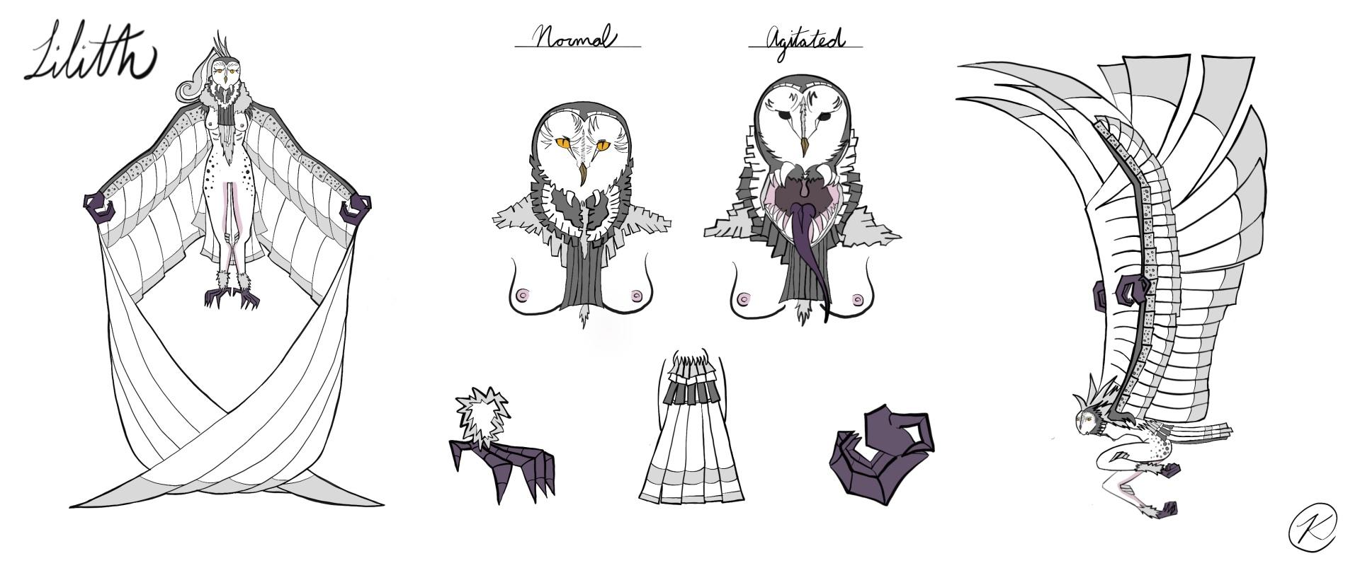Creature Design #1