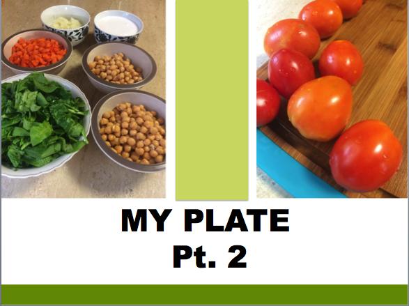 NHTLH, My Plate, Reversing heart disease,