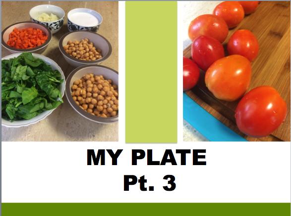 NHTLH, My Plate