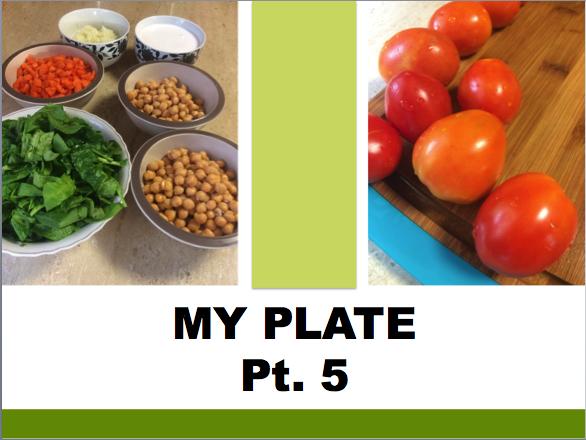 NHTLH, My Plate,