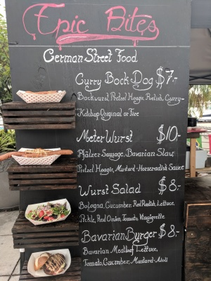 Epic Bites - German Street Food