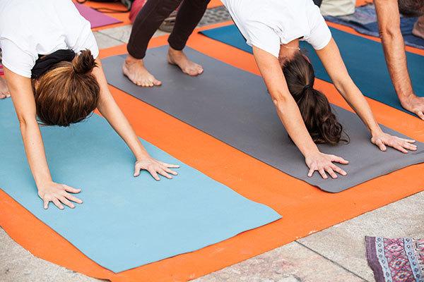 Benefits of Yoga for People with Arthritis