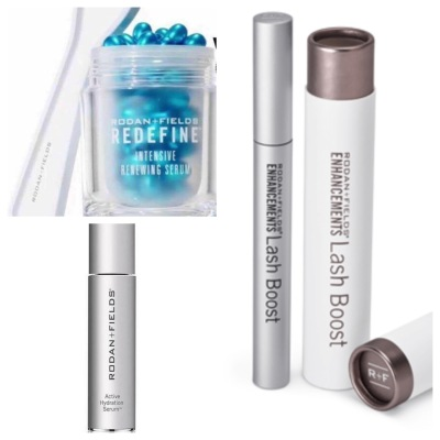 rodan and fields....oh yes i did!